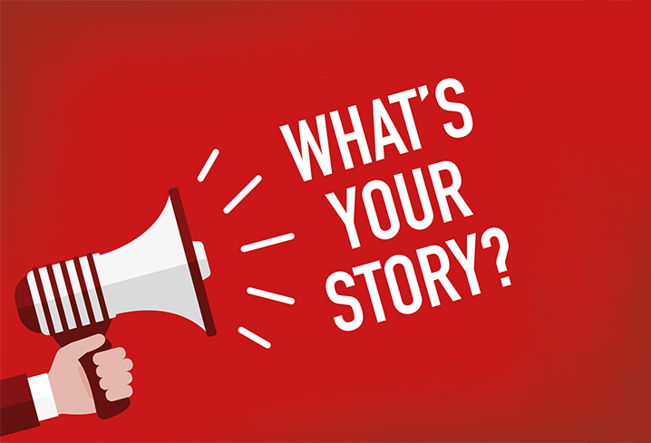 Marketing: What's your story?