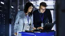 Finding Specialist Staff to Power Data Center Growth