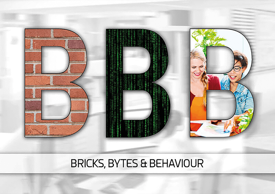Bricks, Bytes, & Behavior: The Space, Tools, and Culture of