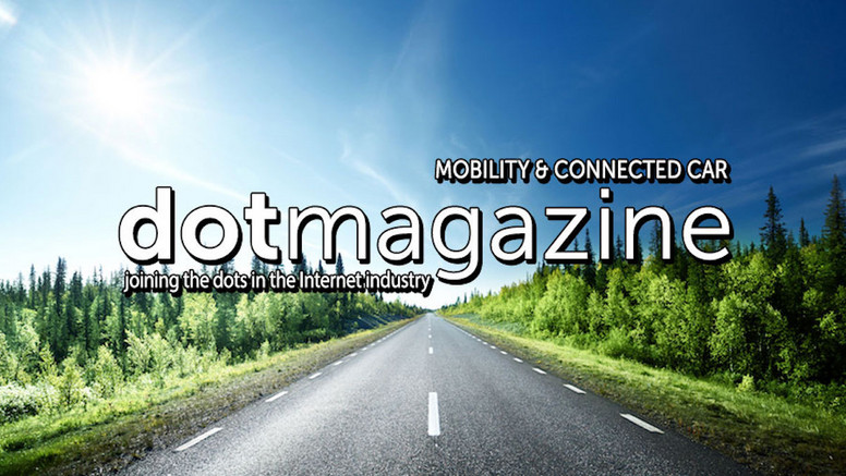 dotmagazine On the Road: Mobility & Connected Car