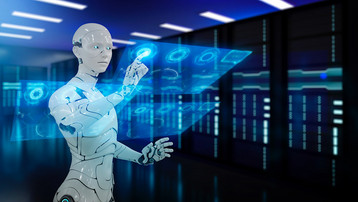 Case Study: Data Center Efficiency – How AI Can Help Optimize Data Center Cooling