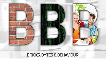 Bricks, Bytes, & Behavior: The Space, Tools, and Culture of New Work