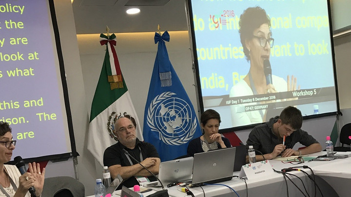 IGF 2016 Meeting in Guadalajara, Mexico