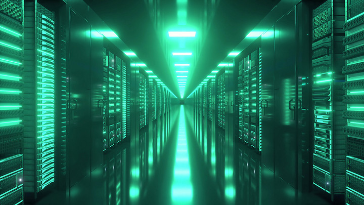 Secure and 100% Green Data Center