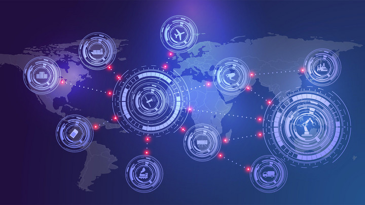 Digital Trade Routes: Everything Always Available Immediately