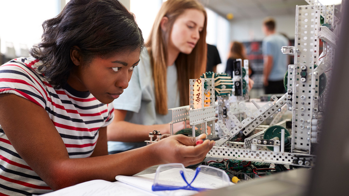 Women in STEM – Two Worlds Colliding?